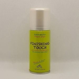 Keratin Perfect Style Finishing Touch Hairspray